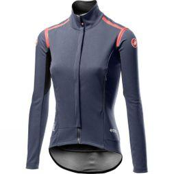 Castelli Womens Perfetto RoS Long Sleeve Jacket Steel Blue