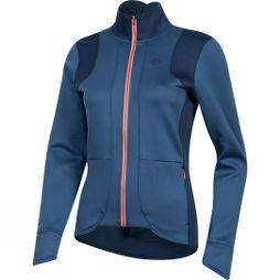 Pearl Izumi Womens Symphony Thermal Jersey Navy/Mid Pink