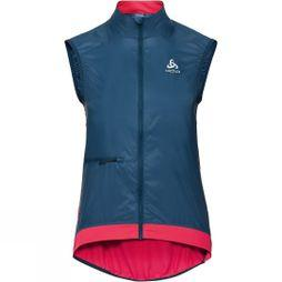 Odlo Womens Fujin Light Vest Blue