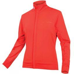Endura Womens Xtract Roubaix Long Sleeve Jersey Coral