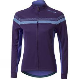 Altura Womens Nightvision 4 Long Sleeve Jersery Purple