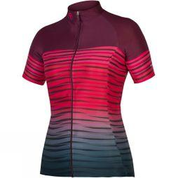 Endura Womens PT Limited Edition Jersey Wave Design