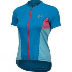 Pearl Izumi Womens Select Pursuit Jersey - Blue Bright Blue/Bright Pink