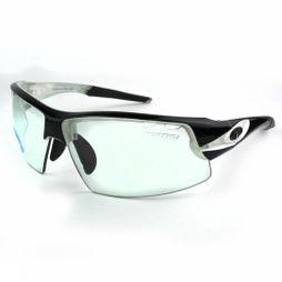 Tifosi Crit Sunglasses Crystal Black / Photochromic Light Night