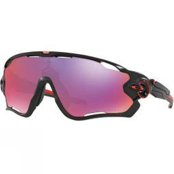 Oakley Jawbreaker Prizm Road/Trail Sunglasses Matte Black / Prizm Road