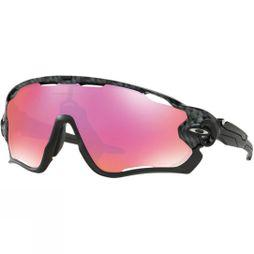 Oakley Jawbreaker Prizm Road/Trail Sunglasses Carbon / Prizm Trail