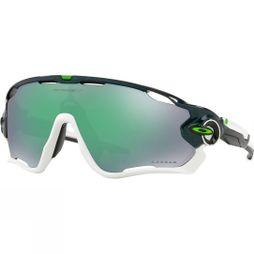 Oakley Jawbreaker Cavendish Edition Sunglasses Grey / Prizm Jade