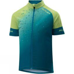 Altura Youth Icon Short Sleeve Jersey Teal /Yellow