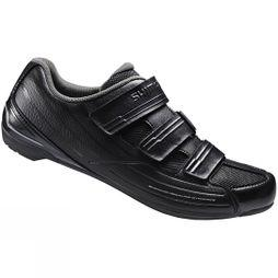Shimano Mens RP200 SPD-SL Shoes Black