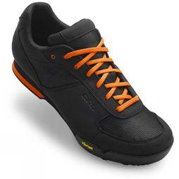 Giro Mens Rumble VR Black/Glowing Red