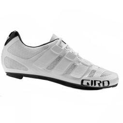 Giro Mens Prolight Techlace Road Shoes White
