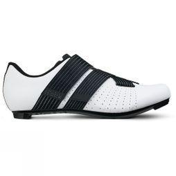 Fizik Unisex Tempo Powerstrap R5 Road Shoe White/Black