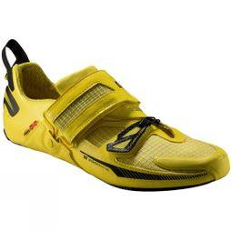 Mavic Tri Helium Shoe Yellow