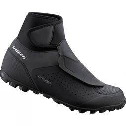 Shimano Mens MW5 DryShield SPD Shoes Black
