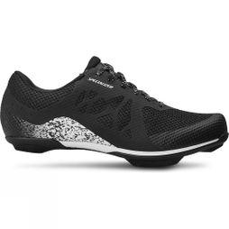 Specialized Womens Remix Shoes Black/White