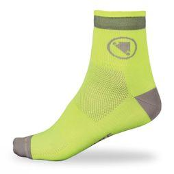 Endura Luminite Socks (Twin Pack) Hi-Viz Yellow