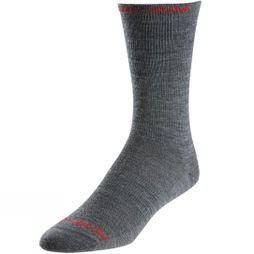 Pearl Izumi Elite Tall Wool Sock Shadow Grey