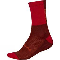 Endura BaaBaa Merino Winter Sock (One Pair) Red
