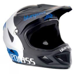 Bluegrass Brave Factory 2014 Full Face Helmet Black          /Blue