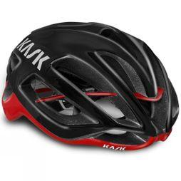 Kask Protone Helmet Black          /Red