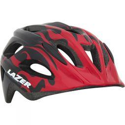 Lazer Kids Nuts Flames Helmet Flame/Black