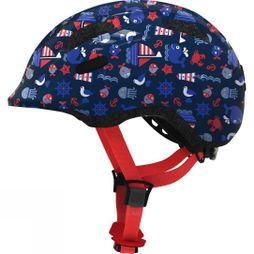 Abus Smiley 2.1 Kids Helmet Blue Maritime