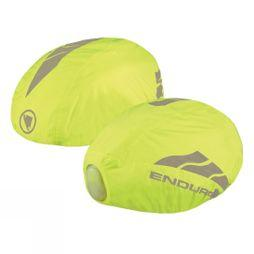 Endura Luminite Helmet Cover Hi-Viz Yellow