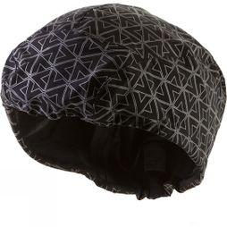 SealSkinz Waterproof Helmet Cover Black/Reflective print