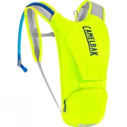 CamelBak Classic Bag (Crux Reservoir) Lime Punch/Siliver
