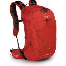 Osprey Syncro 20 Rucksack Firebelly Red