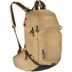 Evoc Explorer Pro 26L Performance MTB Back Pack Heather Gold