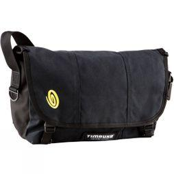 Timbuk2 Classic Messenger Black Waxed Canvas Bag - S Black