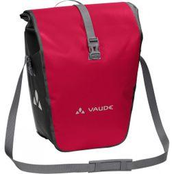Vaude Aqua Back Single Pannier Bag Indian Red
