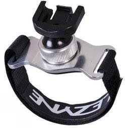 Lezyne Alloy Helmet Mount For XL Drive Lights No Colour