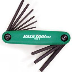 Park Tools Fold Up Torx Set Black