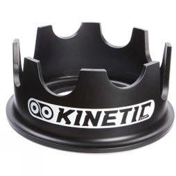 Kinetic Riser Ring Fixed Black