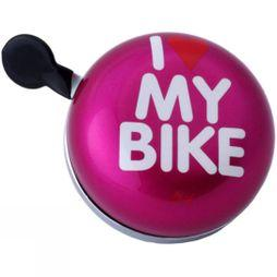 I Love My Bike Ding Dong Bell