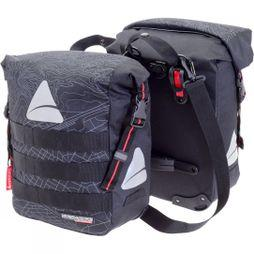 Axiom Monson Hydracore 32+ Pannier Set Black