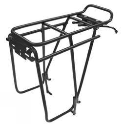 Tortec Transalp Rear Disc Rack Black