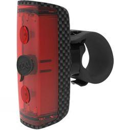 Knog Pop Kids Rear Light Black Pattern
