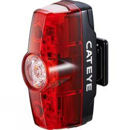 Cateye Rapid Mini Rechargeable Rear Light Black
