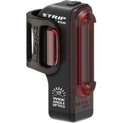 Lezyne Strip Drive 150 Rear Light Black