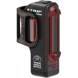 Lezyne Strip Drive Pro 300 Rear Light Black