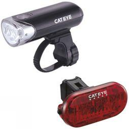 EL-135 Front and Omni 5 Rear Light Set