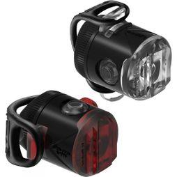 Lezyne LED Femto USB Drive Light Set Black