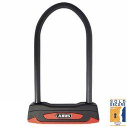 Abus Granit 53 'London' U-Lock   Black