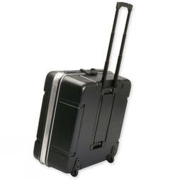 B & W Folding Bike Hard Case Black