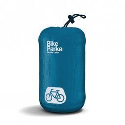 Bike Parka Stash Bike Cover Blue