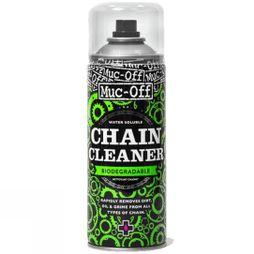 Muc-Off Degreaser Bio Chain Cleaner 400ml Aerosol Black          /Green