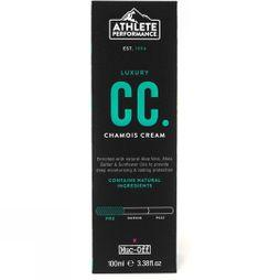 Muc-Off Athlete Performance Chamois Cream 100ml Black